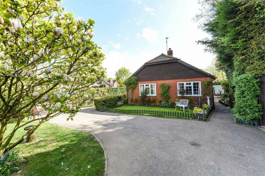 2 Bedrooms Detached Bungalow for sale in Winchester Road, Four Marks, Alton