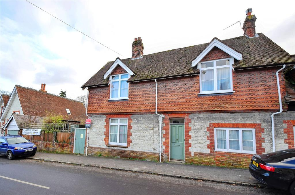 3 Bedrooms Semi Detached House for sale in The Street, South Harting, Petersfield, West Sussex