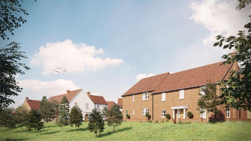 4 Bedrooms Semi Detached House for sale in Millers Brook, Farnham Road, Sheet, Petersfield