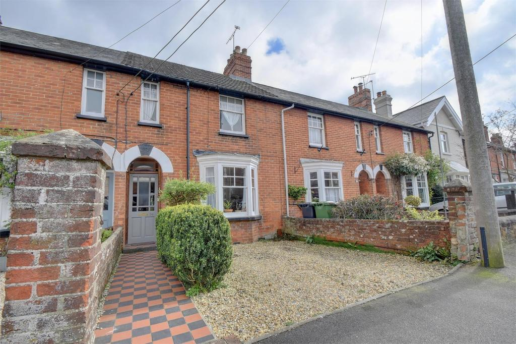 2 Bedrooms Terraced House for sale in Rushes Road, Petersfield, Hampshire