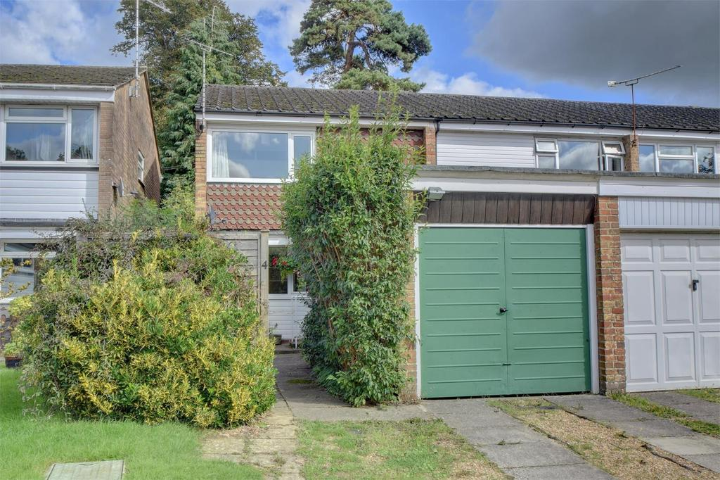 3 Bedrooms End Of Terrace House for sale in Elmdale, Madeline Road, Petersfield, Hampshire