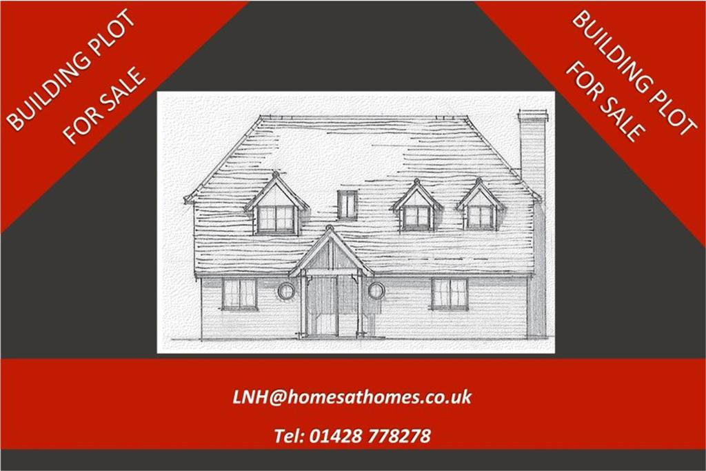 Land Commercial for sale in Hill Brow Road, Hill Brow, Liss, Hampshire