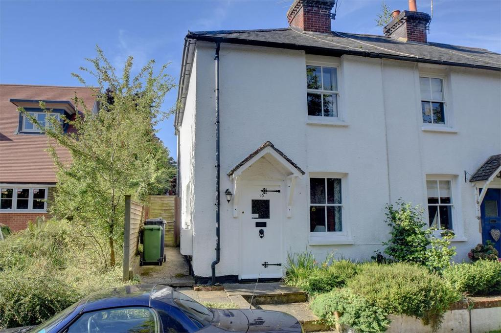 2 Bedrooms End Of Terrace House for sale in Village Street, Sheet, Petersfield, Hampshire
