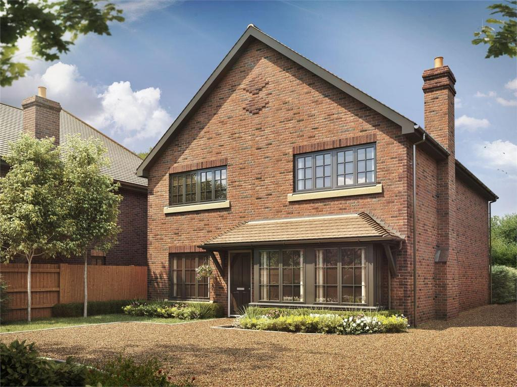 4 Bedrooms Detached House for sale in Bluebell House, Bluebell Place, Farnham Road, Liss