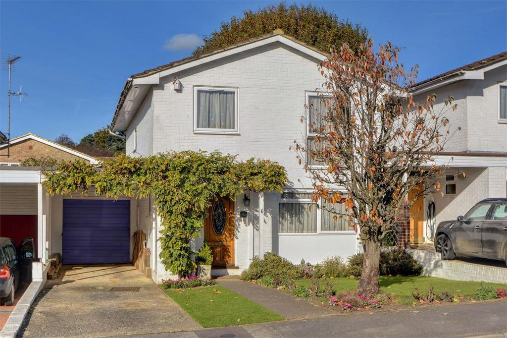 4 Bedrooms Link Detached House for sale in The Maltings, Liphook, Hampshire