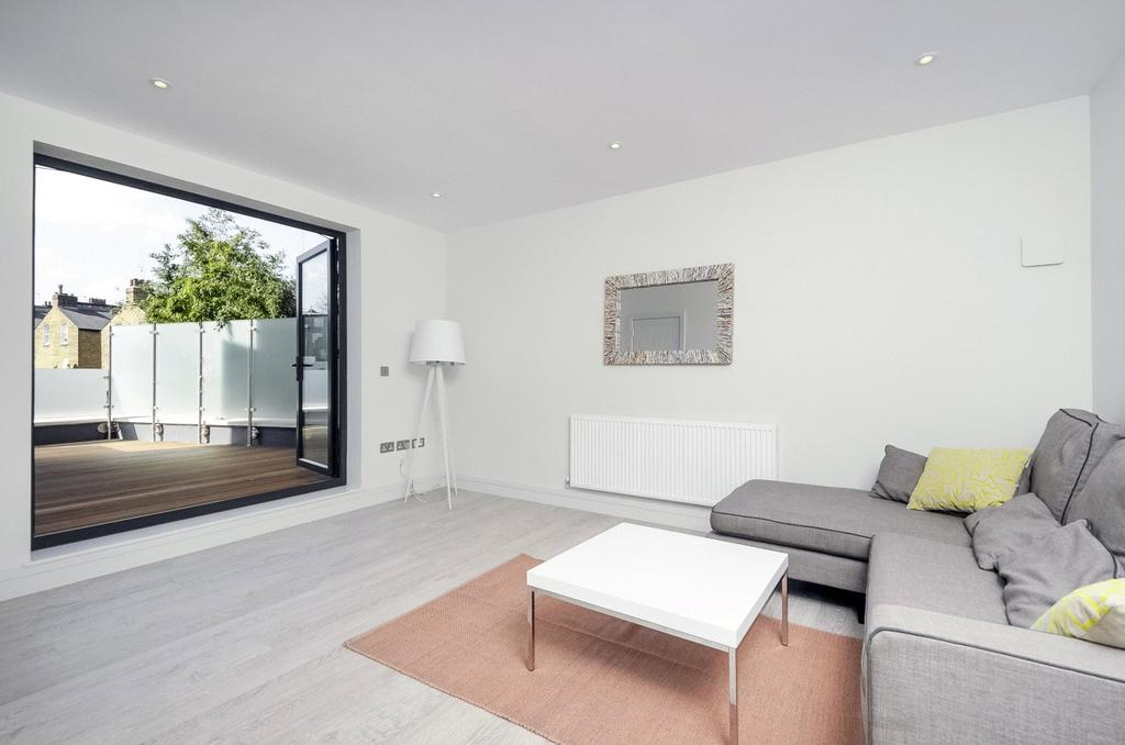 1 Bedroom Flat for rent in Battersea Rise, London