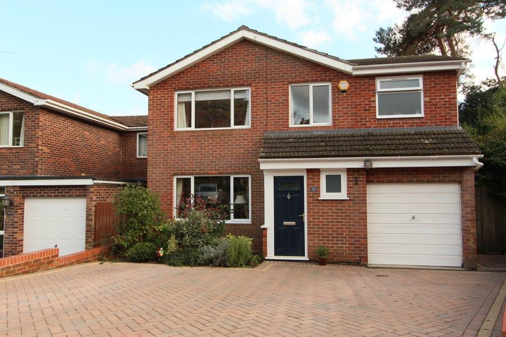 4 Bedrooms Detached House for sale in Foord Road, Hedge End SO30