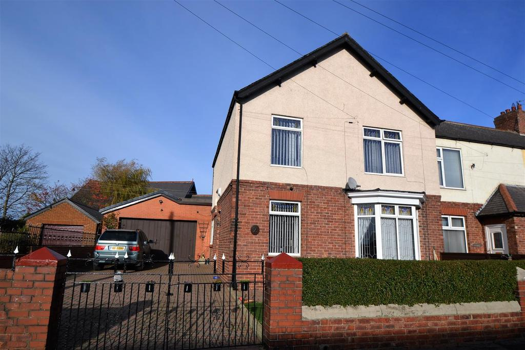 4 Bedrooms End Of Terrace House for sale in New South View, Chilton