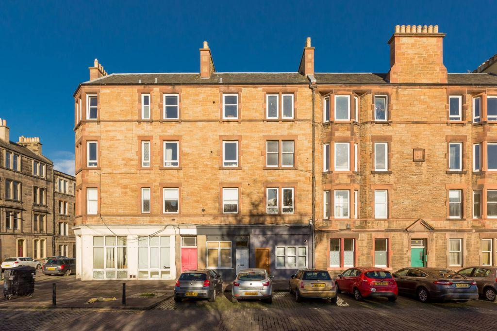 1 Bedroom Flat for sale in 63/1 Dalmeny Street, Edinburgh, EH6 8PW