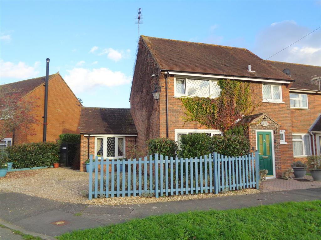 4 Bedrooms End Of Terrace House for sale in Aldingbourne, Chichester