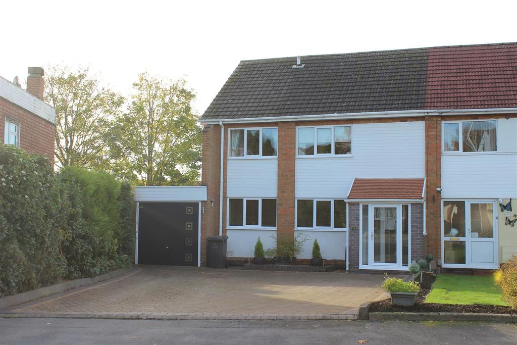 3 Bedrooms Semi Detached House for sale in Telford Road, Tamworth