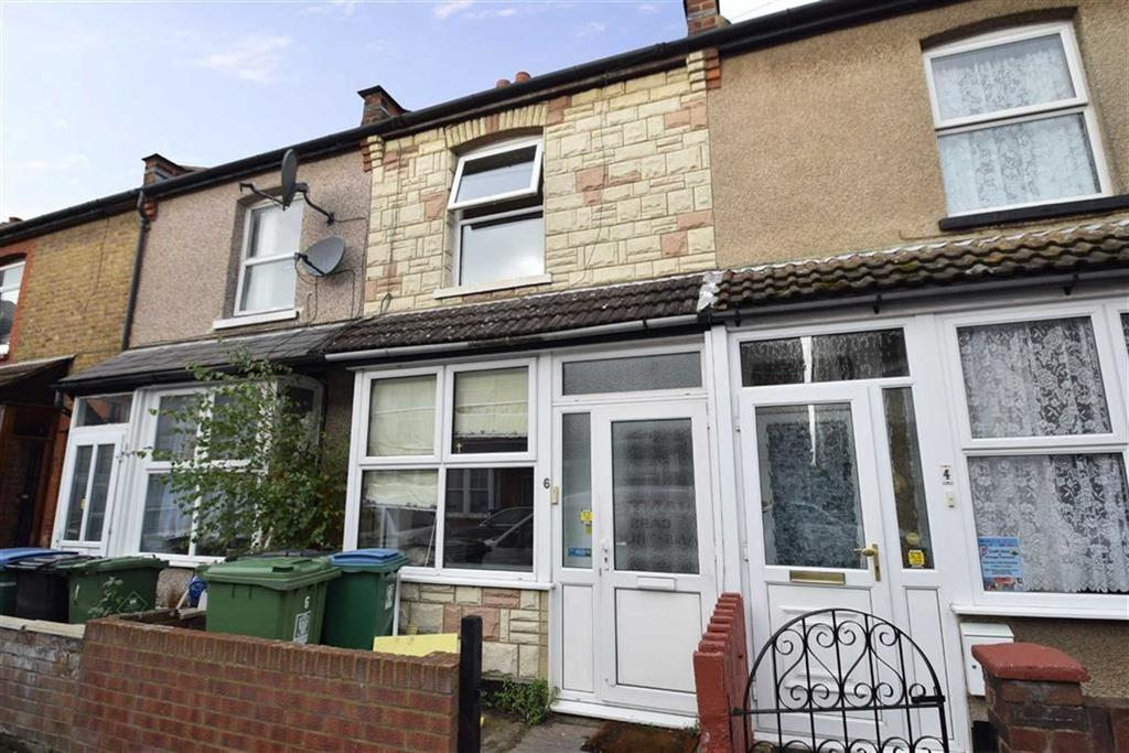 3 Bedrooms Terraced House for sale in Pretoria Road, West Watford, Herts