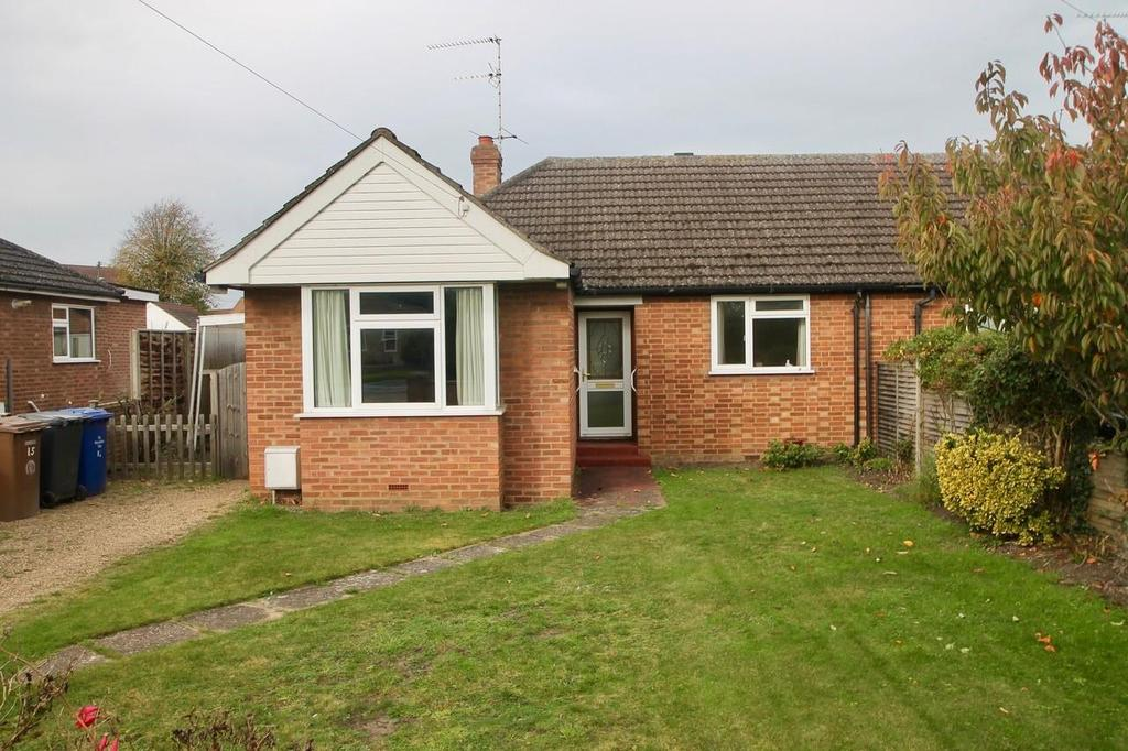 2 Bedrooms Semi Detached Bungalow for sale in Brandon Road, Mildenhall