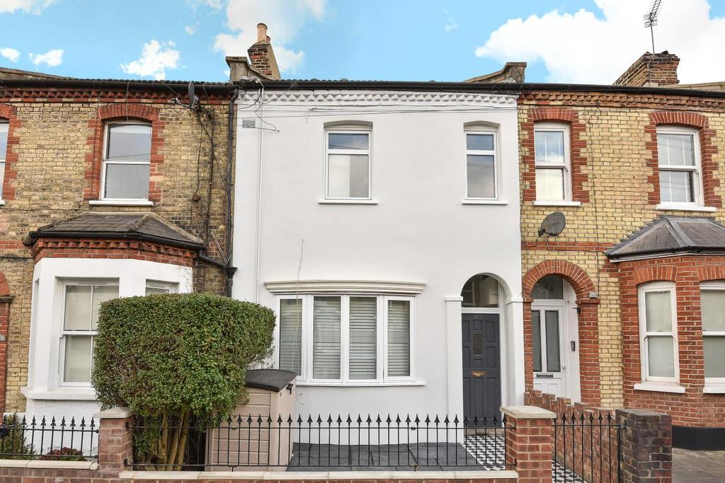 3 Bedrooms Flat for sale in Russell Road, Wimbledon