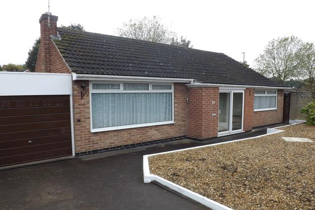 2 Bedrooms Bungalow for sale in Crowthorne Close, Rise Park, Nottingham, NG5