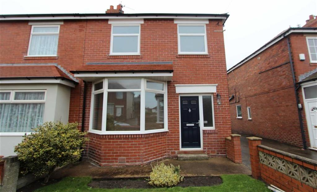 3 Bedrooms Semi Detached House for sale in Myerscough Avenue, Lytham St Annes, Lancashire