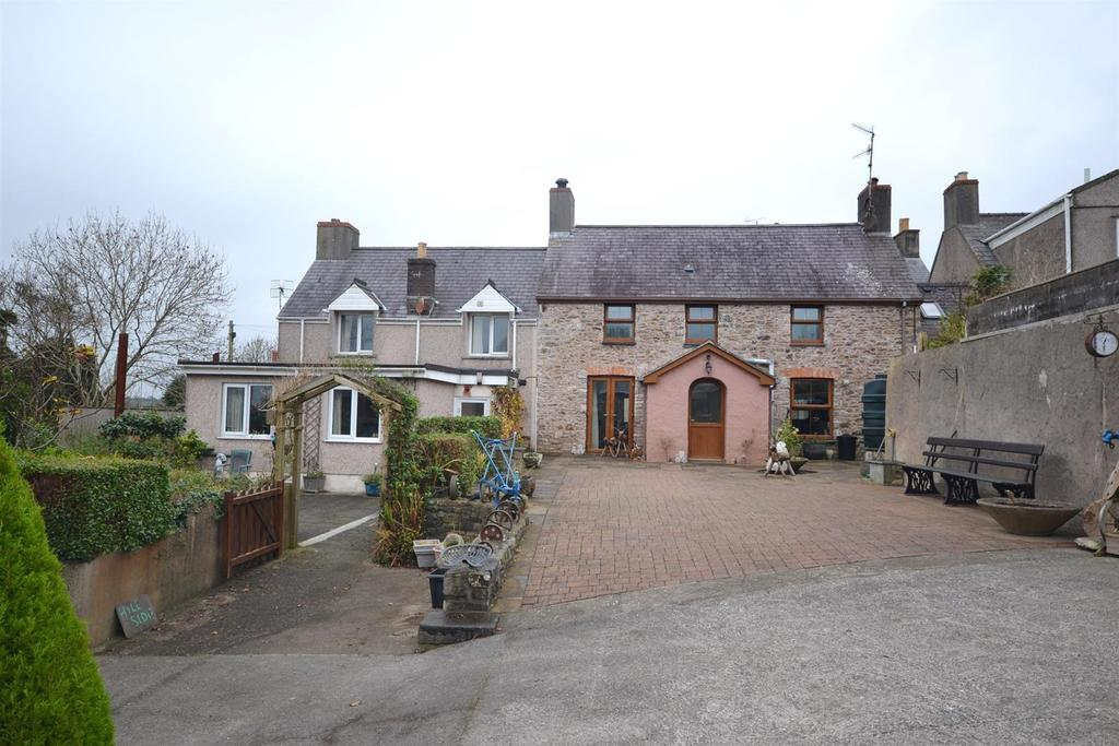 4 Bedrooms Land Commercial for sale in Cosheston, Pembroke Dock