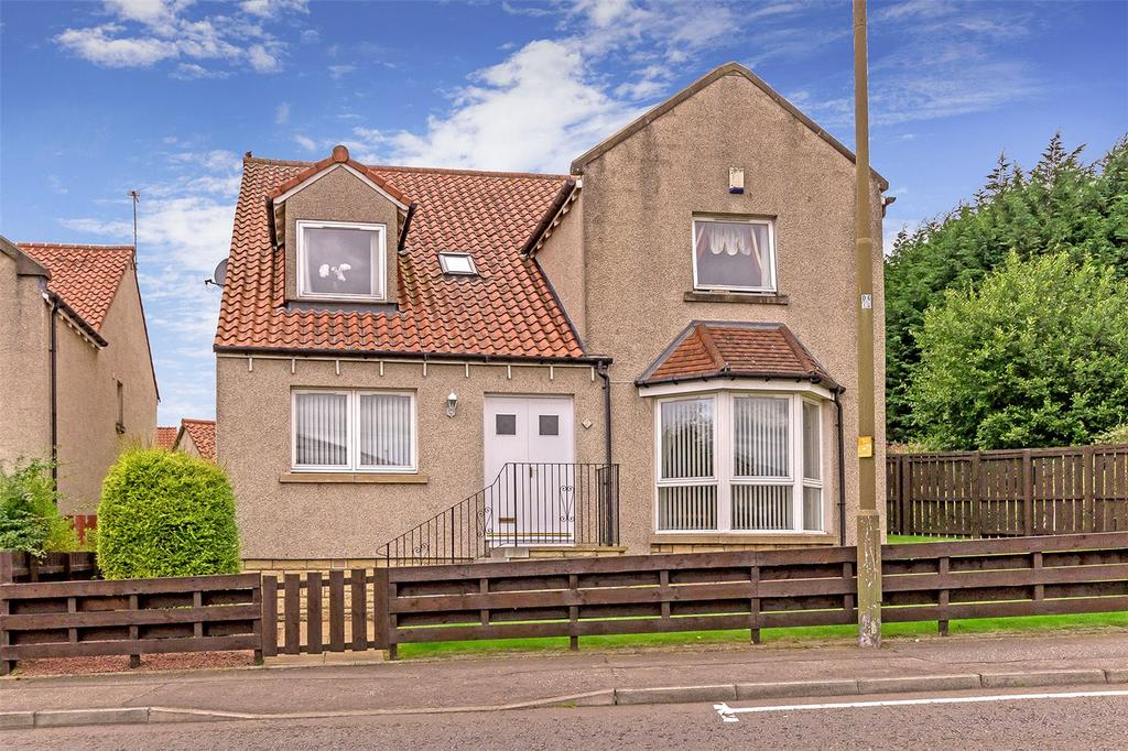 4 Bedrooms Detached House for sale in 8 Lumsden Court, Broxburn, West Lothian, EH52