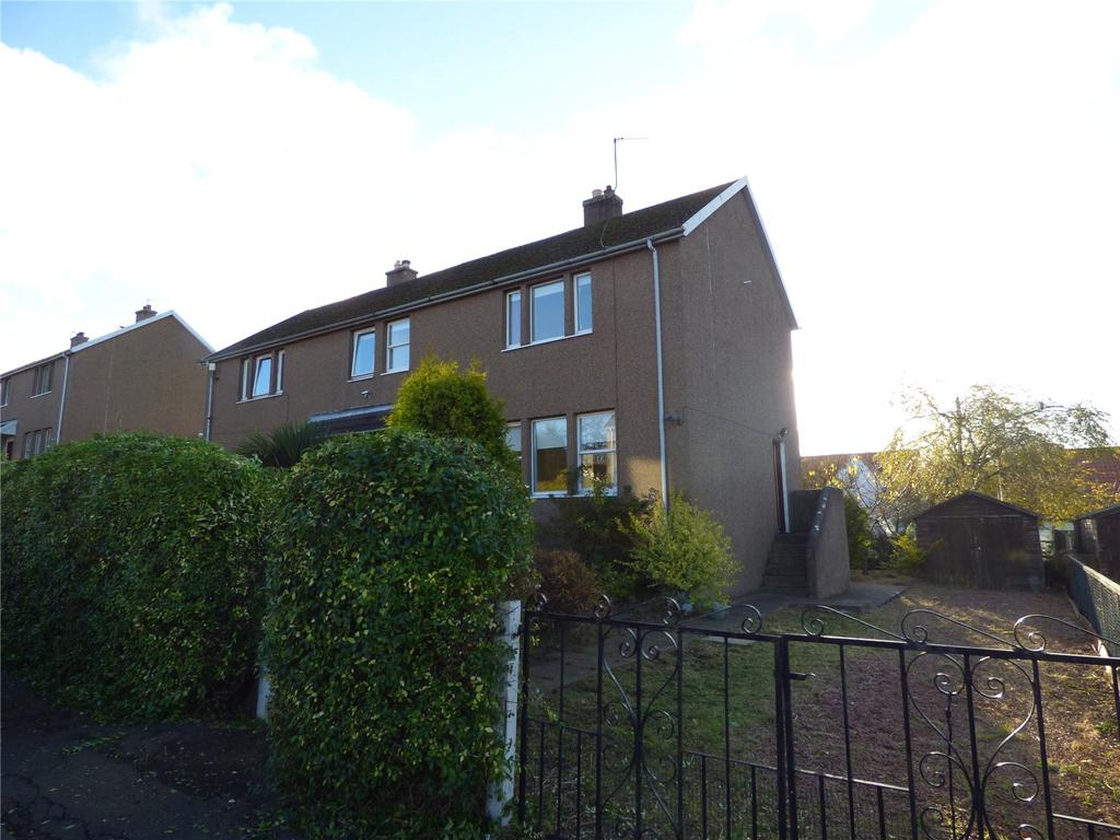 3 Bedrooms Semi Detached House for sale in 27 Park Crescent, Gifford, Haddington, EH41