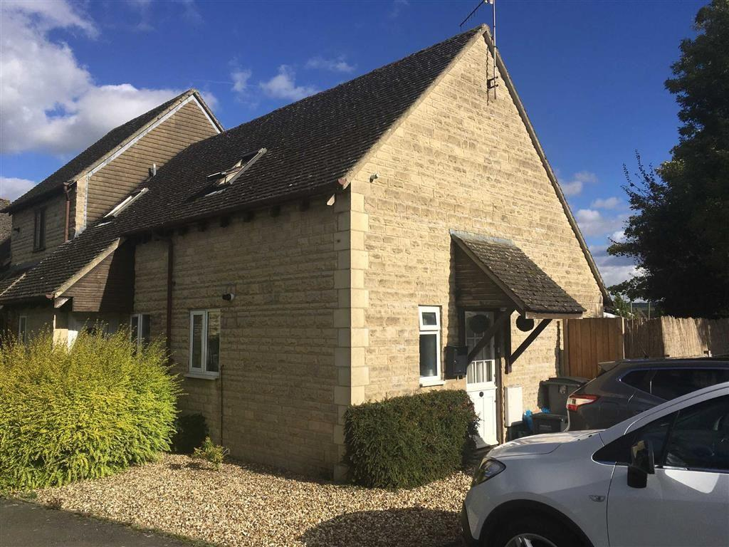 2 Bedrooms End Of Terrace House for sale in Station Meadow, Bourton-on-the-Water, Gloucestershire