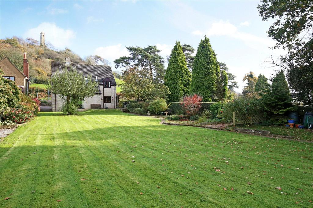 5 Bedrooms Detached House for sale in Wotton Road, North Nibley, Dursley, Gloucestershire