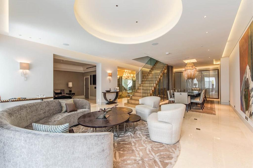 5 Bedrooms Flat for rent in 57 Princes Gate,