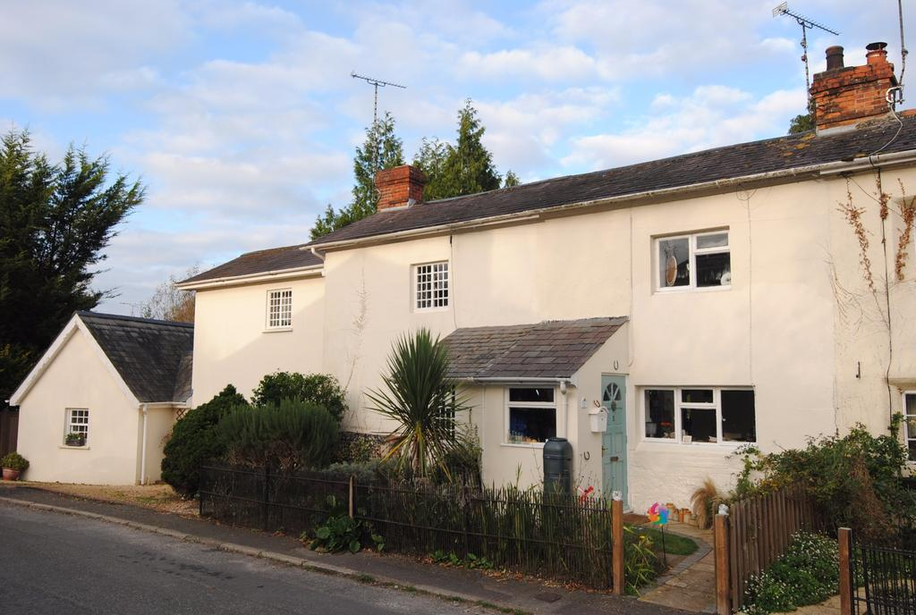 2 Bedrooms Cottage House for sale in Durrington, Salisbury