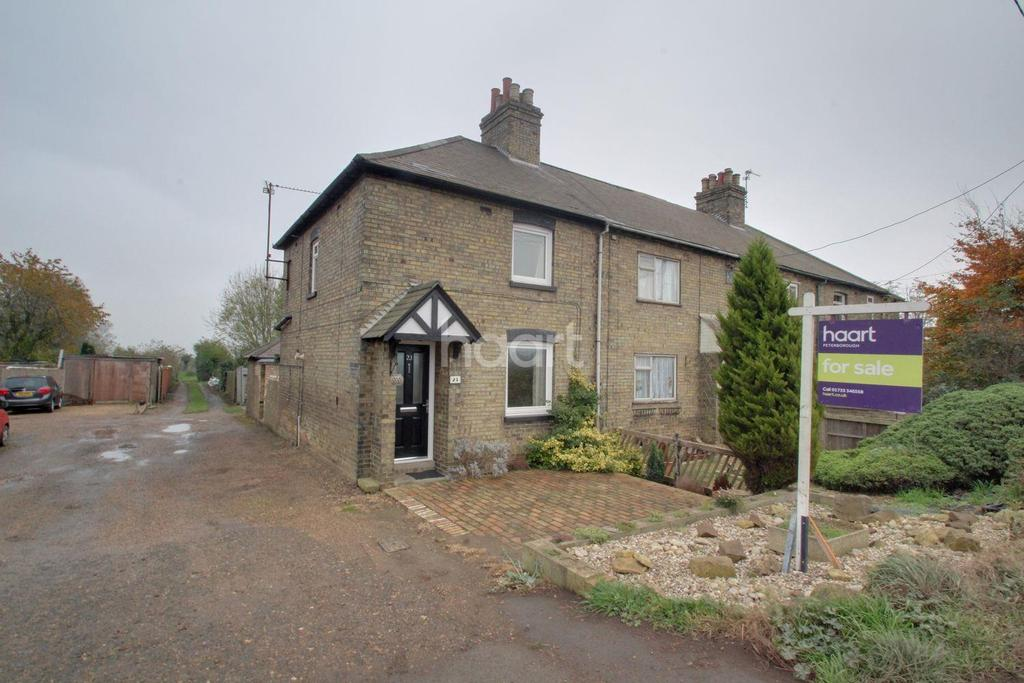 2 Bedrooms Cottage House for sale in Northside, Thorney, Peterborough PE6 0RL