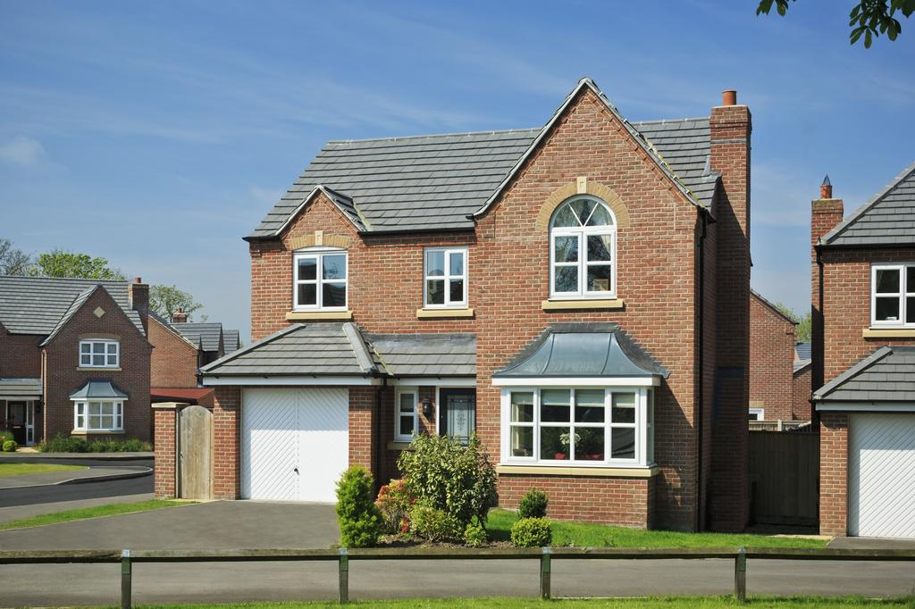 4 Bedrooms Detached House for sale in The Meadows, Sandymoor