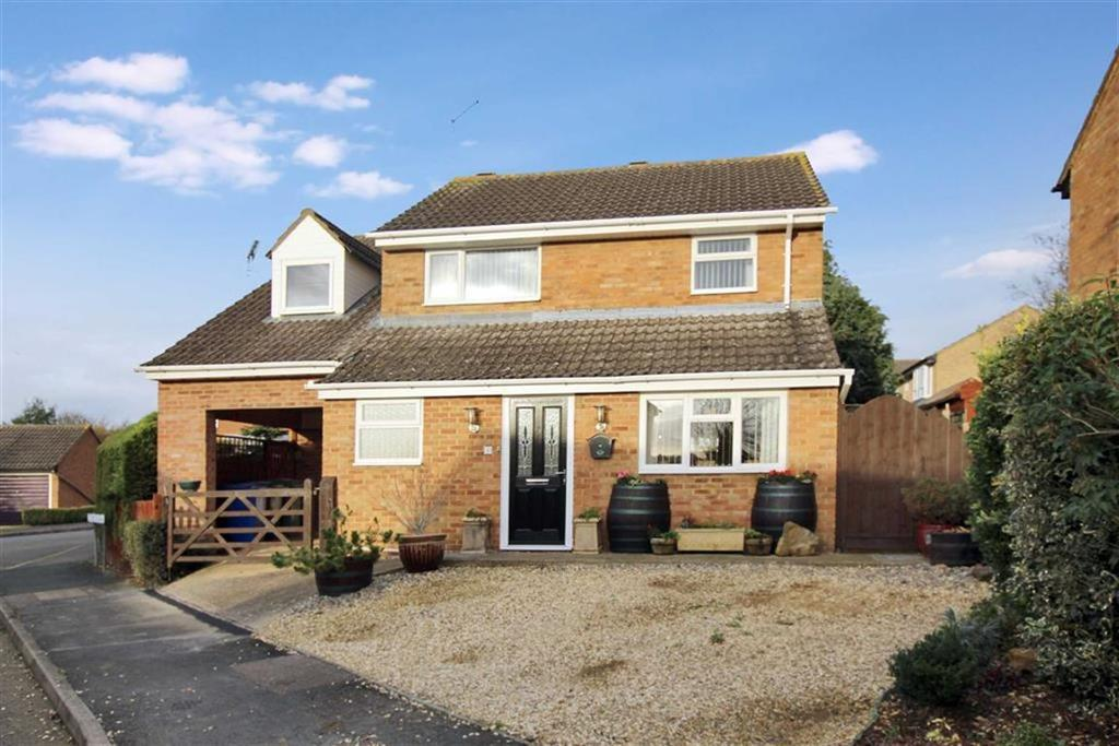 5 Bedrooms Detached House for sale in 1, Stratton Drive, Brackley
