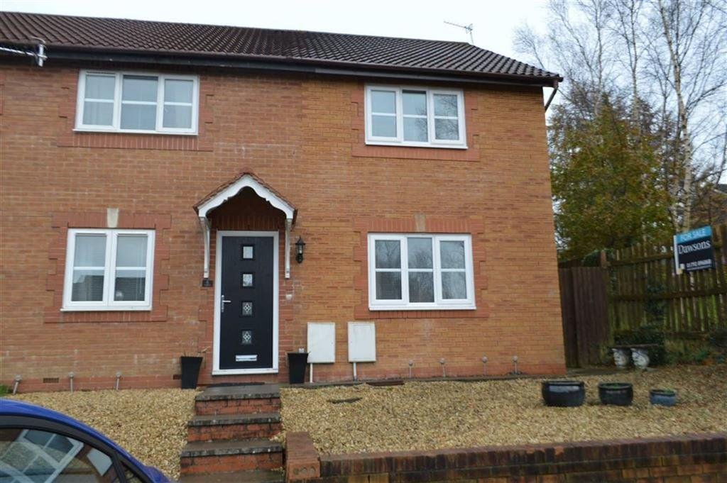 3 Bedrooms End Of Terrace House for sale in Tegfan, Swansea, SA4
