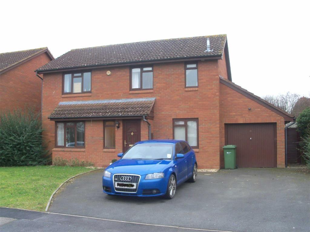 4 Bedrooms Detached House for sale in Fountains Close, Hereford, Herefordshire