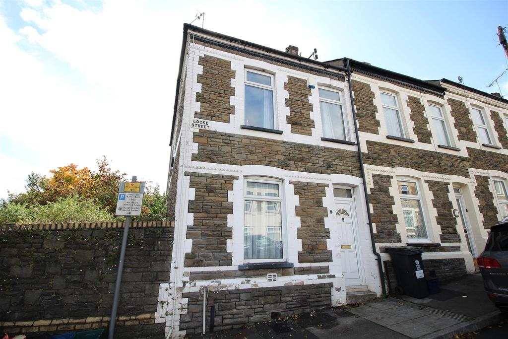 4 Bedrooms Terraced House for sale in Locke Street, Newport