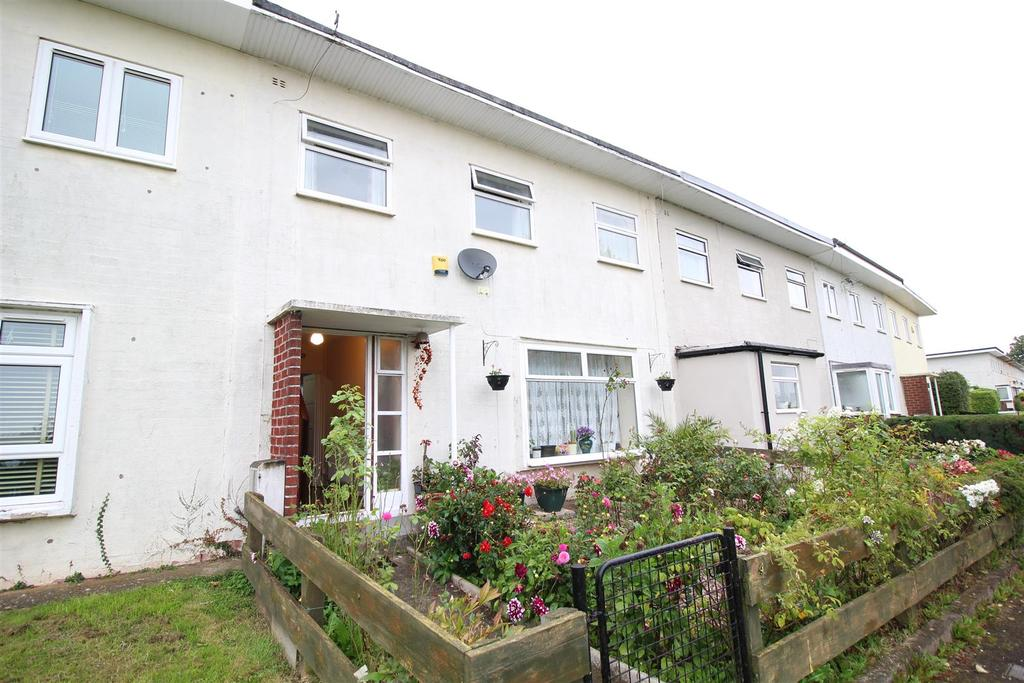 3 Bedrooms Terraced House for sale in Vanbrugh Gardens, The Gaer, Newport