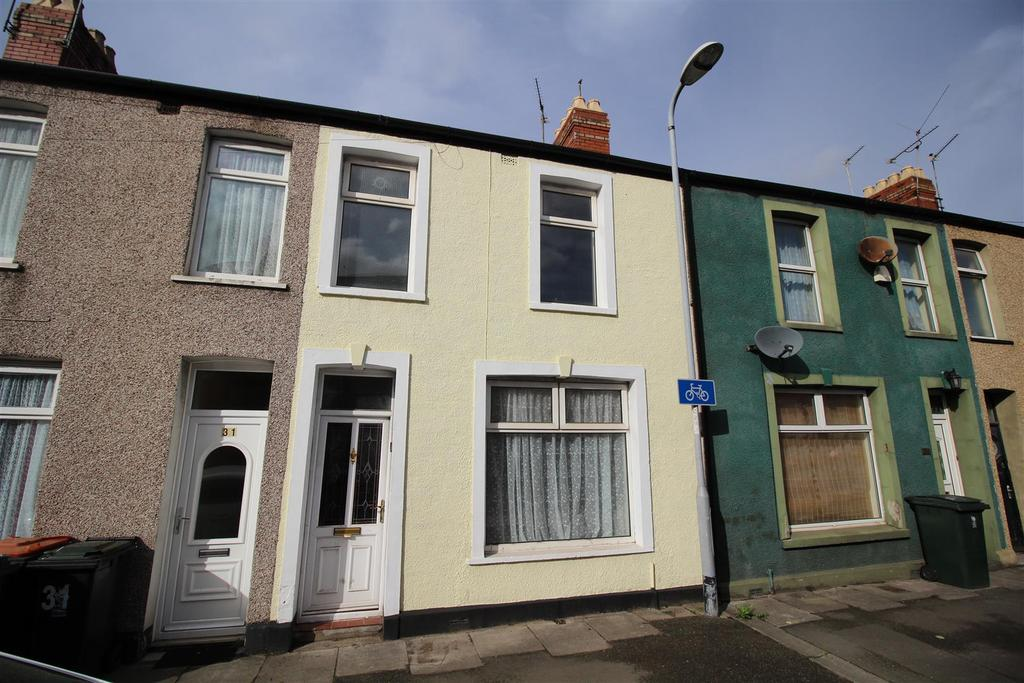 2 Bedrooms Terraced House for sale in Albany Street, Newport