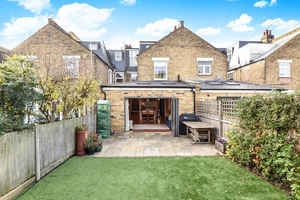 4 Bedrooms Terraced House for sale in Tranmere Road, Earlsfield