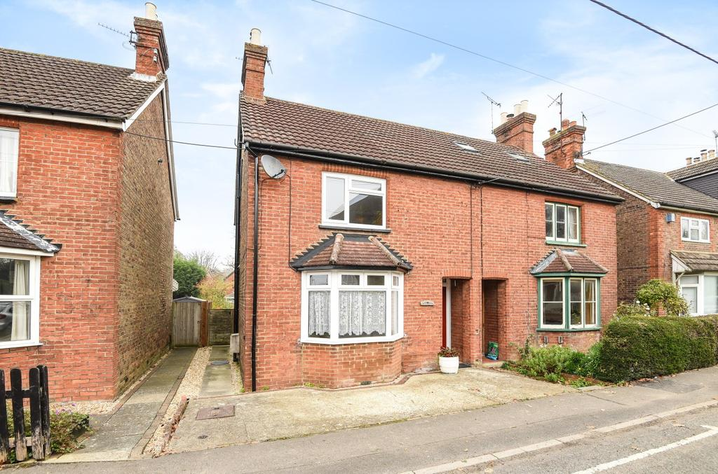 3 Bedrooms Semi Detached House for sale in Billingshurst Road, Broadbridge Heath, Horsham, RH12