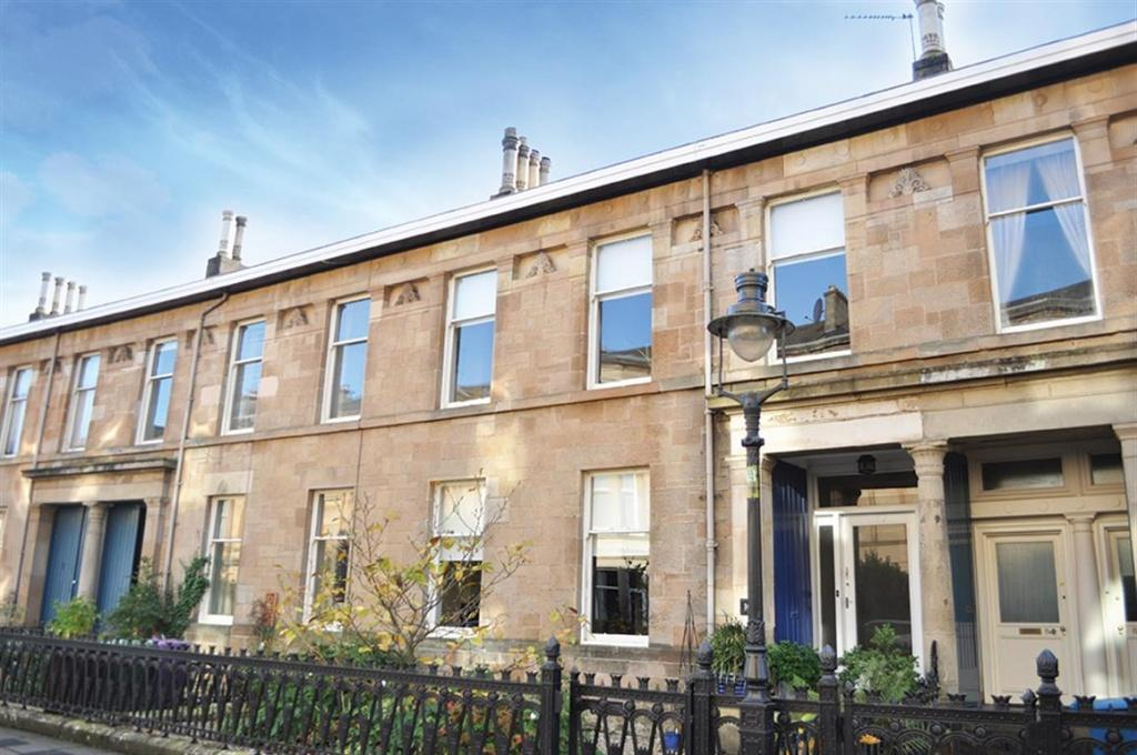 4 Bedrooms Terraced House for sale in 10 Millbrae Crescent, Langside, G42 9UN