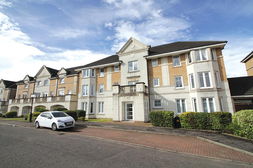 3 Bedrooms Flat for sale in 19C Skaterigg Drive, Jordanhill, G13 1SR
