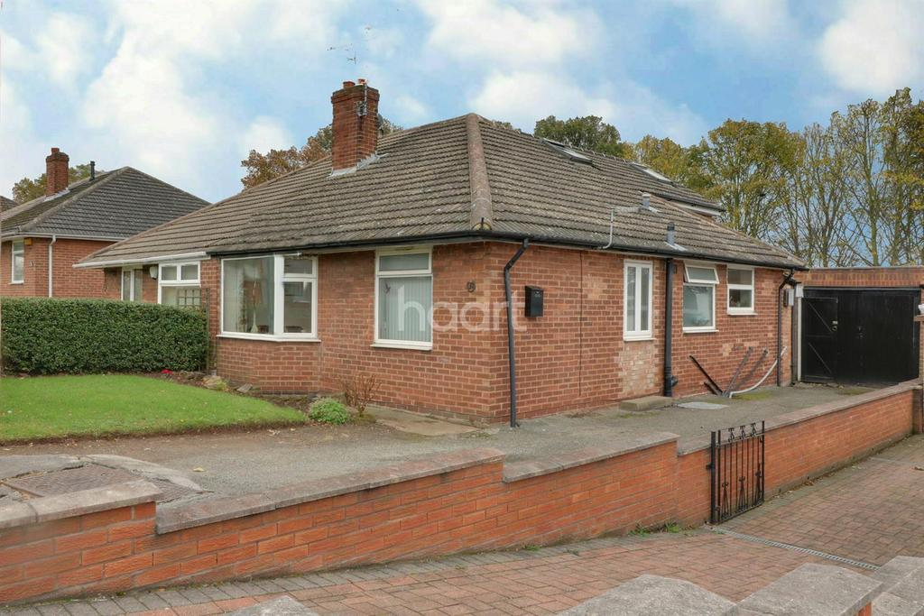3 Bedrooms Bungalow for sale in Clarborough Drive, Arnold, Nottingham