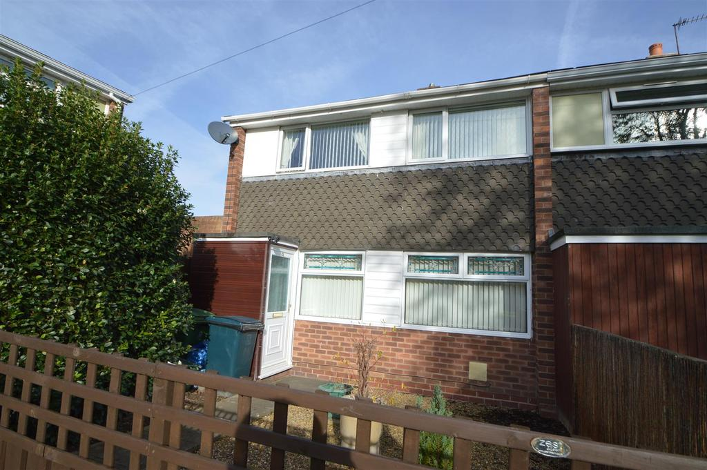 3 Bedrooms Terraced House for sale in 32 Bainbridge Green, Shrewsbury, SY1 3QS