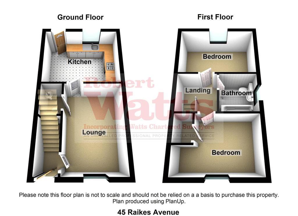 Floorplan: Raikes Avenue