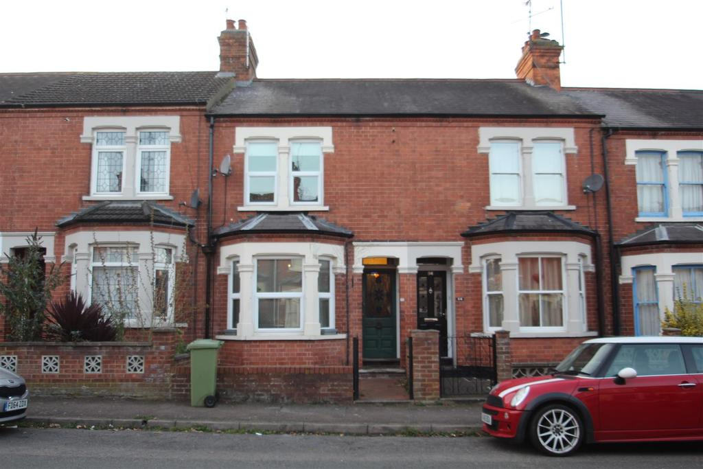 3 Bedrooms Terraced House for sale in Anson Road, Wolverton, Milton Keynes