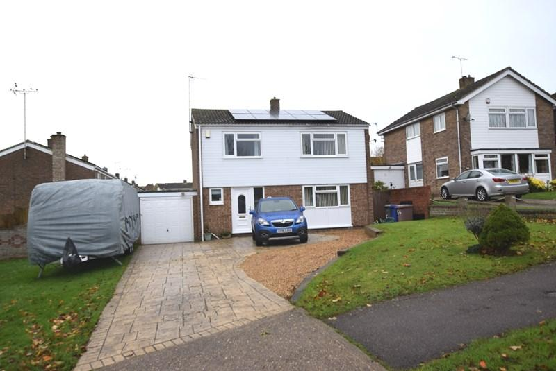 4 Bedrooms Detached House for sale in Chapple Drive, Haverhill