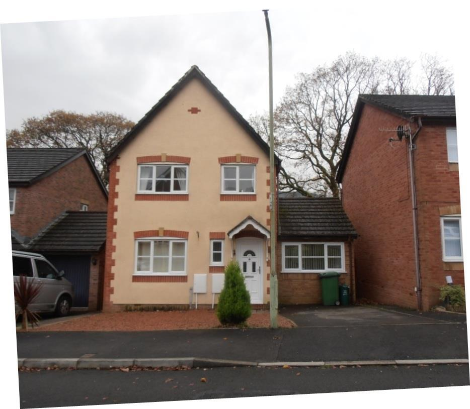 3 Bedrooms Detached House for sale in The Ridings, Cwmdare, Aberdare