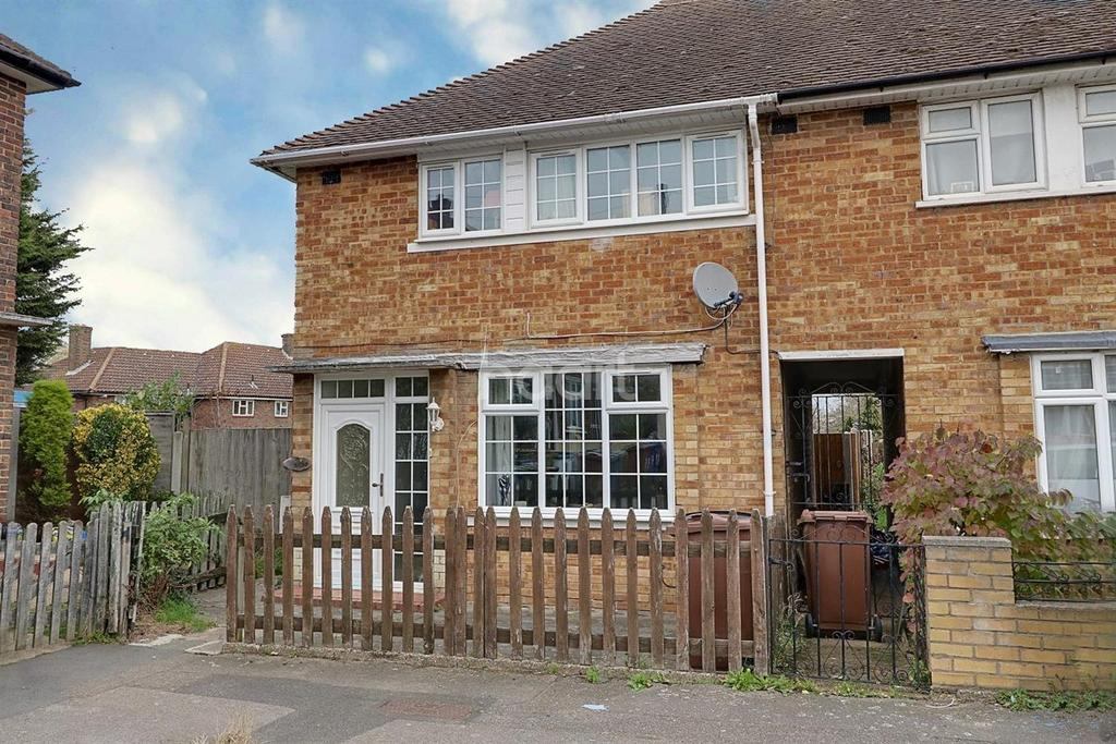 3 Bedrooms End Of Terrace House for sale in Tamar Drive, Aveley