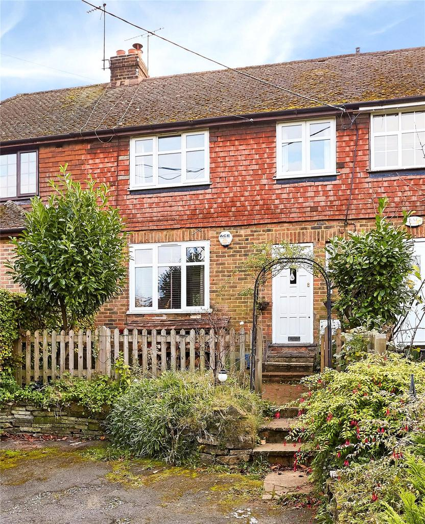 2 Bedrooms Terraced House for sale in Crantock Cottages, Redwell Lane, Ightham, Sevenoaks, TN15