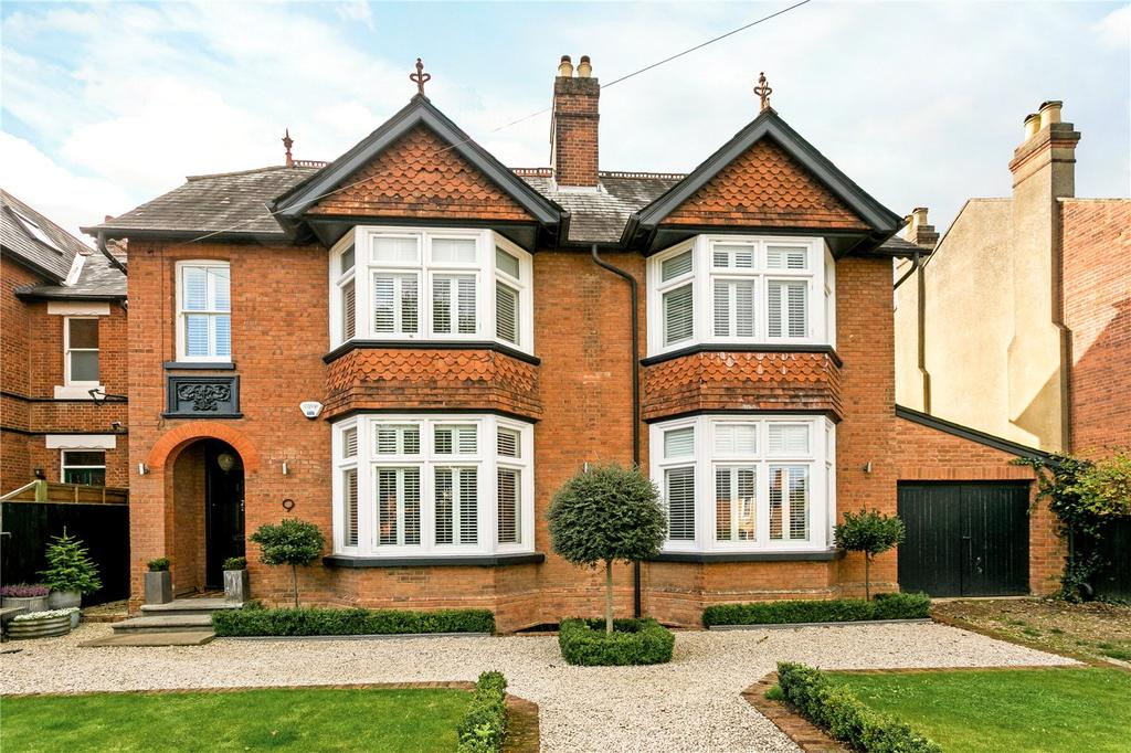 5 Bedrooms Detached House for sale in College Avenue, Maidenhead, Berkshire, SL6