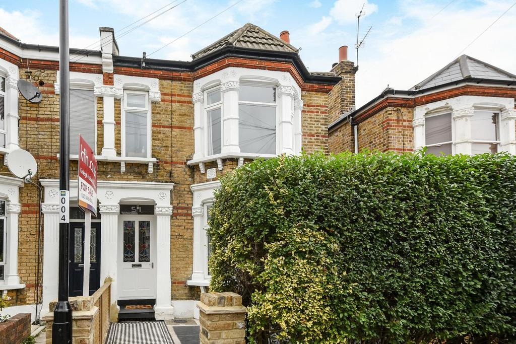 4 Bedrooms Terraced House for sale in Whitbread Road, Brockley