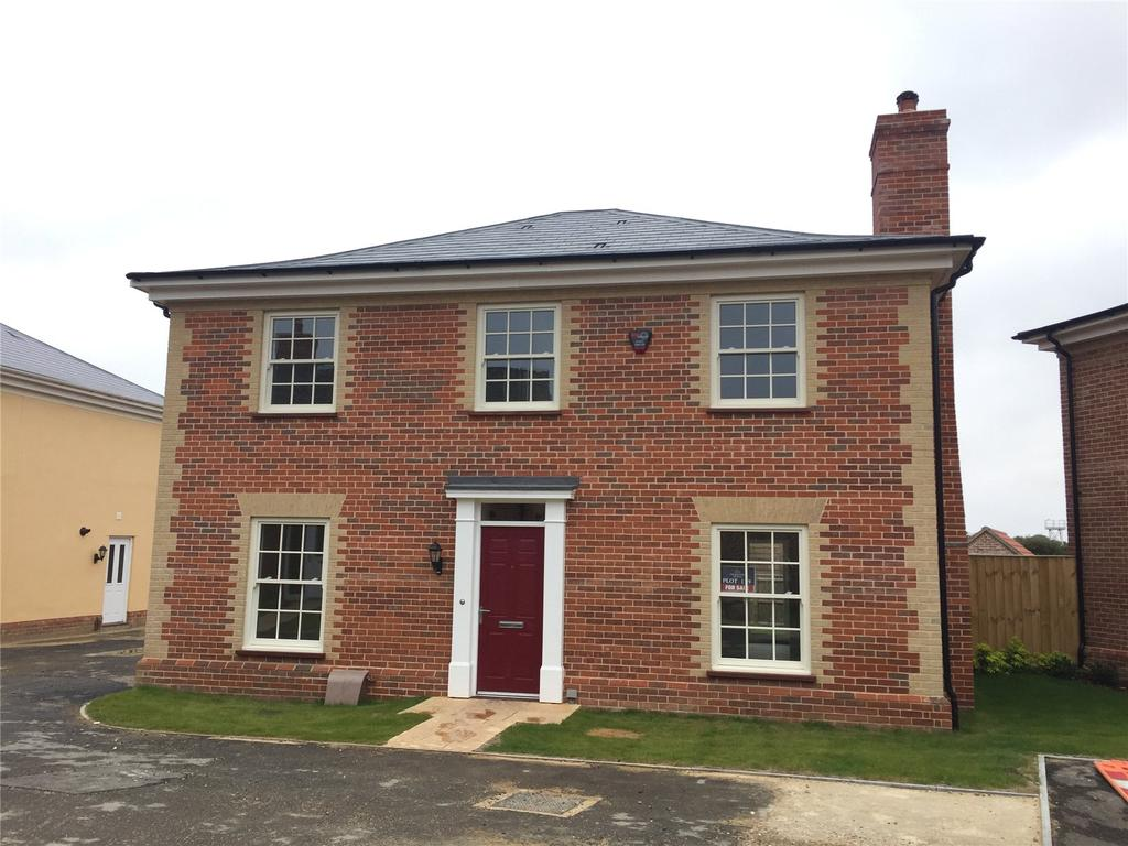4 Bedrooms Detached House for sale in Staithe Place, Fakenham Road, Wells-next-the-Sea, Norfolk, NR23
